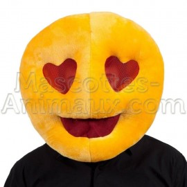 buy cheap smiley cur head mascot costume. Fancy smiley cur head mascot costume. Discount smiley head mascot.