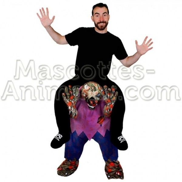 Buy cheap zombie riding mascot costume. Fancy zombie riding mascot costume. Discount zombie riding mascot.