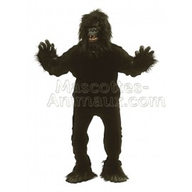 Buy cheap gorilla monkey mascot costume. Fancy gorilla monkey mascot costume. Discount monkey mascot.