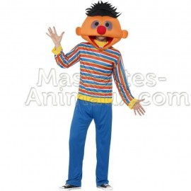 Buy cheap mascot ernie costume. Fancy ernie mascot costume. Discount ernie mascot.