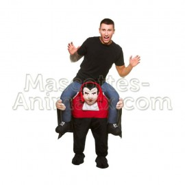 Buy cheap dracula vampire riding mascot costume. Fancy dracula vampire riding mascot costume. Discount dracula riding mascot.
