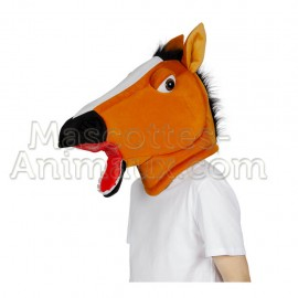 buy cheap horse head mascot costume. Fancy horse head mascot costume. Discount horse head mascot.
