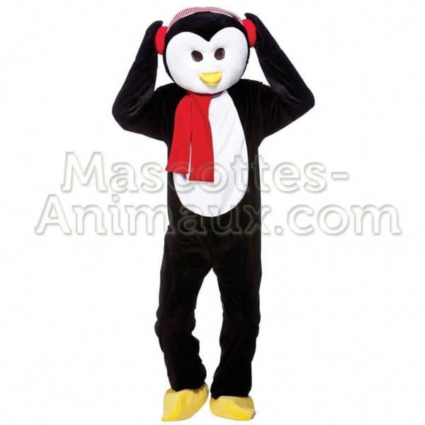 Buy cheap funny penguin mascot costume. Fancy funny penguin mascot costume. Discount penguin mascot.