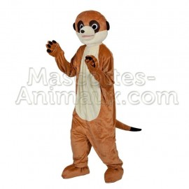 Buy cheap meerkat mascot costume. Fancy meerkat mascot costume. Discount meerkat mascot.