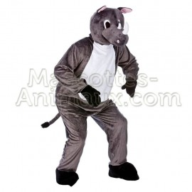 Buy cheap rhinoceros mascot costume. Fancy rhinoceros mascot costume. Discount rhinoceros mascot.