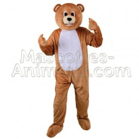 buy cheap teddy bear mascot costume. fancy teddy bear mascot costume. discount bear mascot.