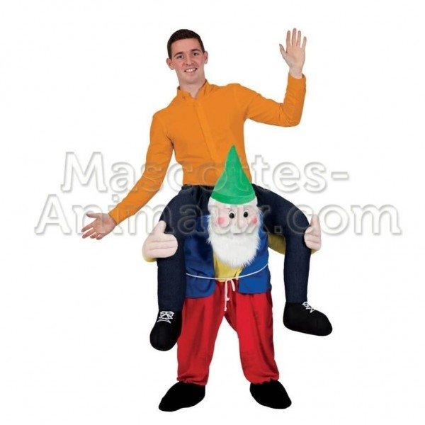 Buy cheap riding leprechaun mascot costume. Fancy leprechaun mascot costume. Discount leprechaun mascot.