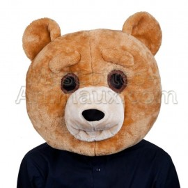 Buy cheap bear mascot head costume. Fancy bear mascot head costume. Discount bear mascot head.