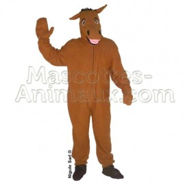 Buy cheap horse mascot costume. Fancy horse mascot costume. Discount horse mascot.