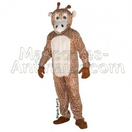 Buy cheap giraffe mascot costume. Fancy giraffe mascot costume. Discount giraffe mascot.
